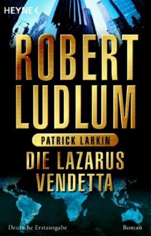 Lazarus vendetta (Italian Edition)