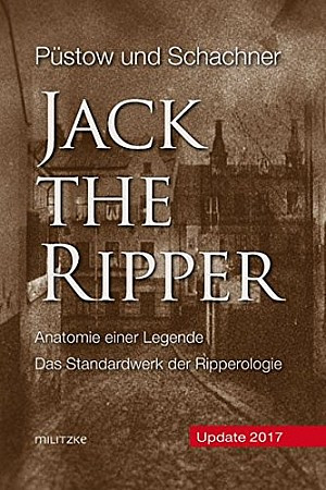 Jack the Ripper Anatomie einer Legende Krimi
